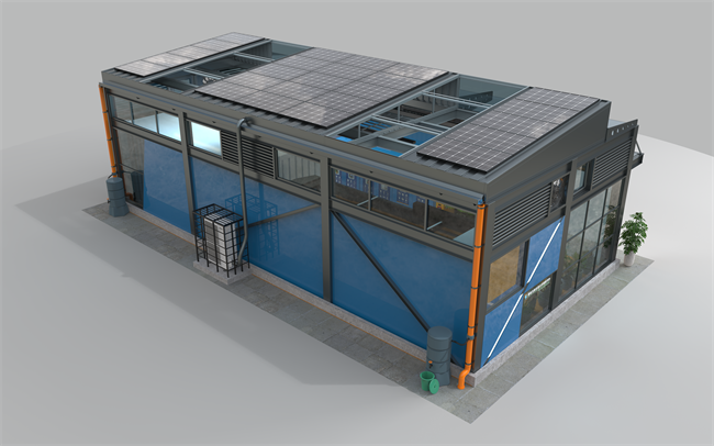太阳能智能广告垃圾箱的优势