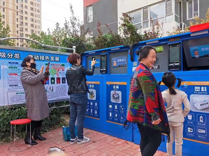 粤能创始人老罗讲分类 :坚持培养垃圾分类习惯